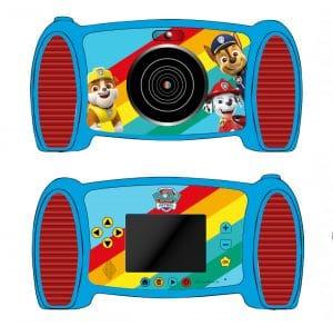 ACCU230002-Interactive Kamera Paw Patrol blau Brandunit