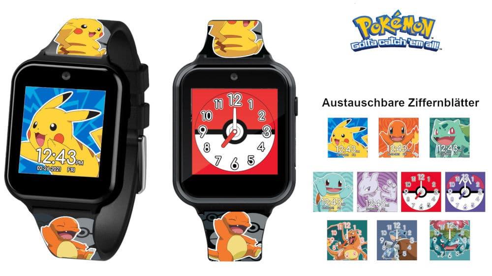ACCU230019-Kids Smart Watch Pokémon Brandunit