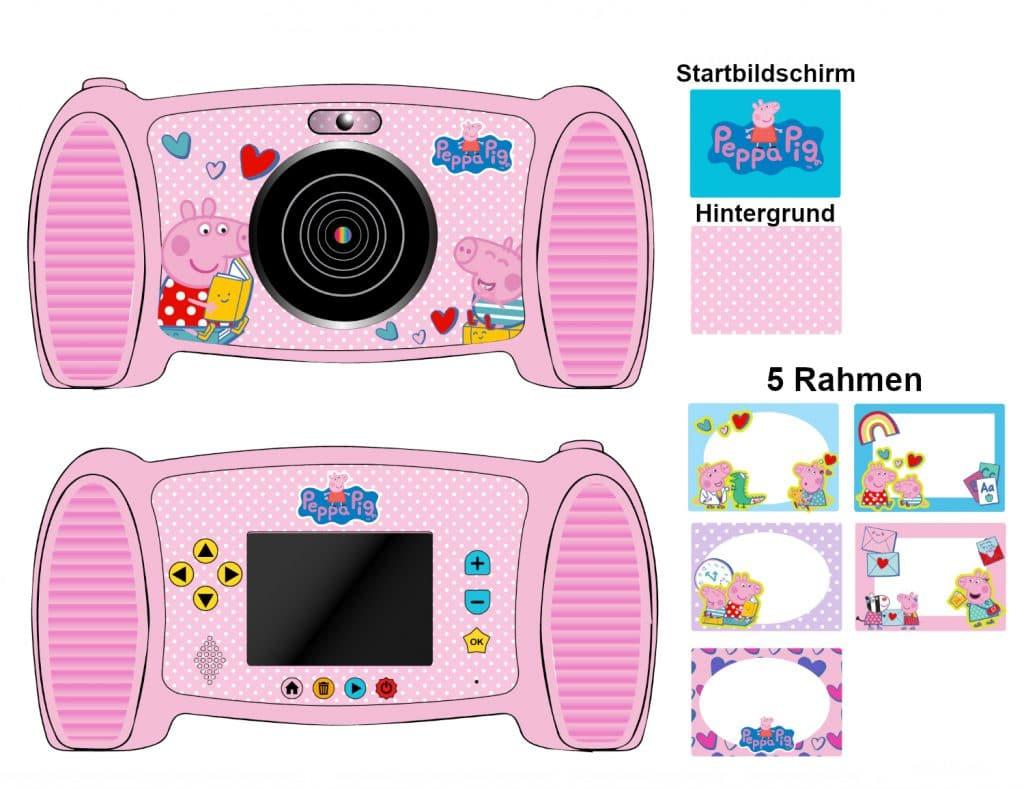 Brandunit Interactive Camera Peppa Pig