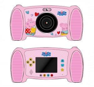 ACCU230021-Interactive Camera Peppa Pig Brandunit