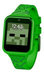 ACCU999008-Kinder Smart Watch Minecraft Brandunit