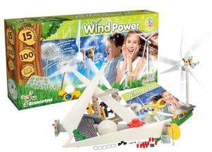 SCIE537841-Windkraft Power Brandunit