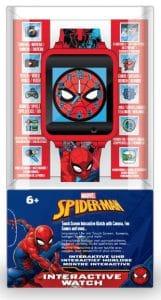 SMAR106001-Kinder Smartwatch Spiderman Verpackung Brandunit